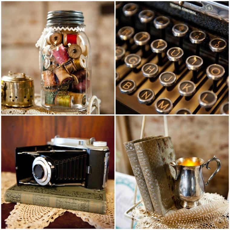 Little Vintage Rentals / Khaki Bedford