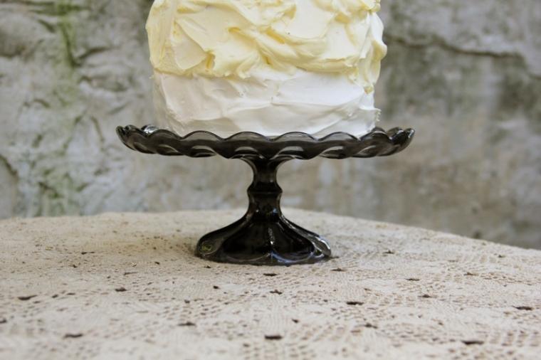 Vintage Dessert Display by Little Vintage Rentals