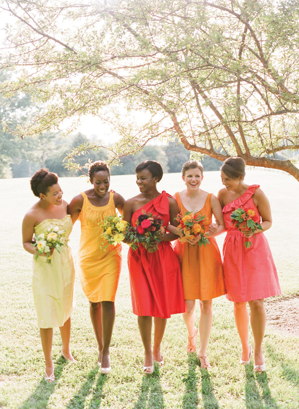 Tomtoe Bridal Party