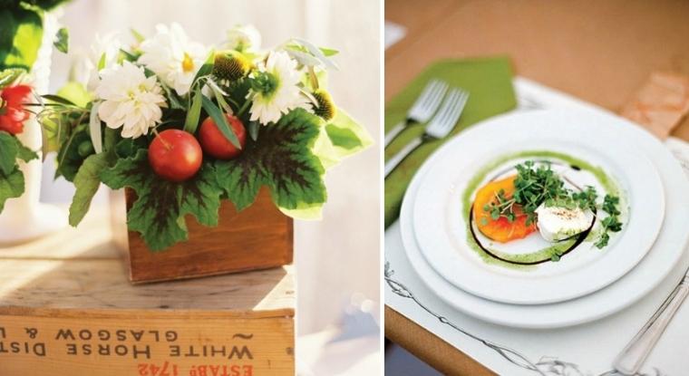 Tomato Bride Inspriation