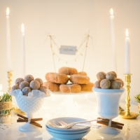 Simple + Stylish Holiday Soiree Featured on The Everygirl
