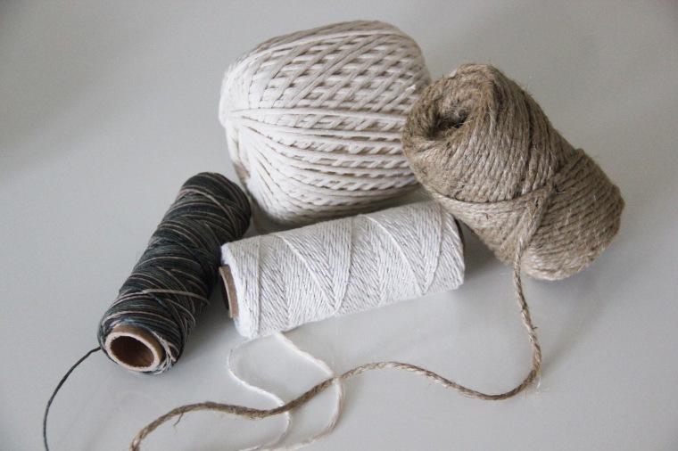 Natural Giftwrap Ideas
