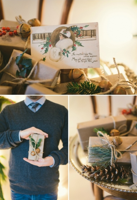 Holiday Party Ideas by Little Vintage Rentals