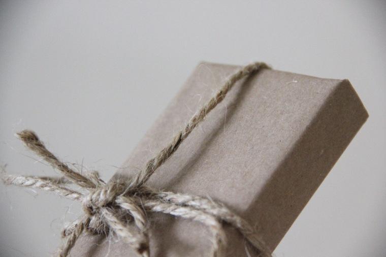 Brown Paper Christmas