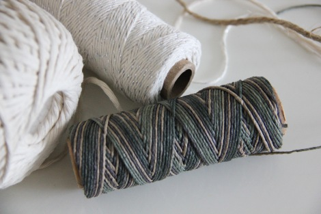 Natural String Giftwrap