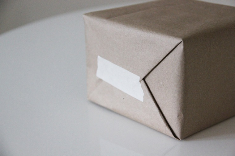 Brown Paper Giftwrap Ideas