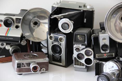 vintage camera prop rental nyc