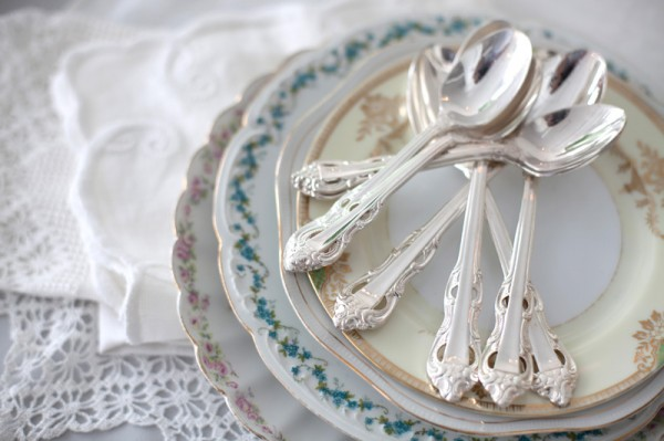 Vintage China and Flatware