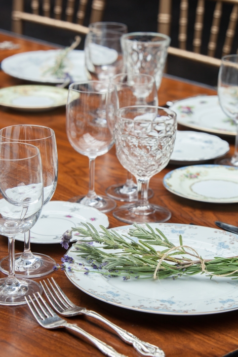 Fiona Melder Photographer  Little Vintage Rentals Vintage China Rentals