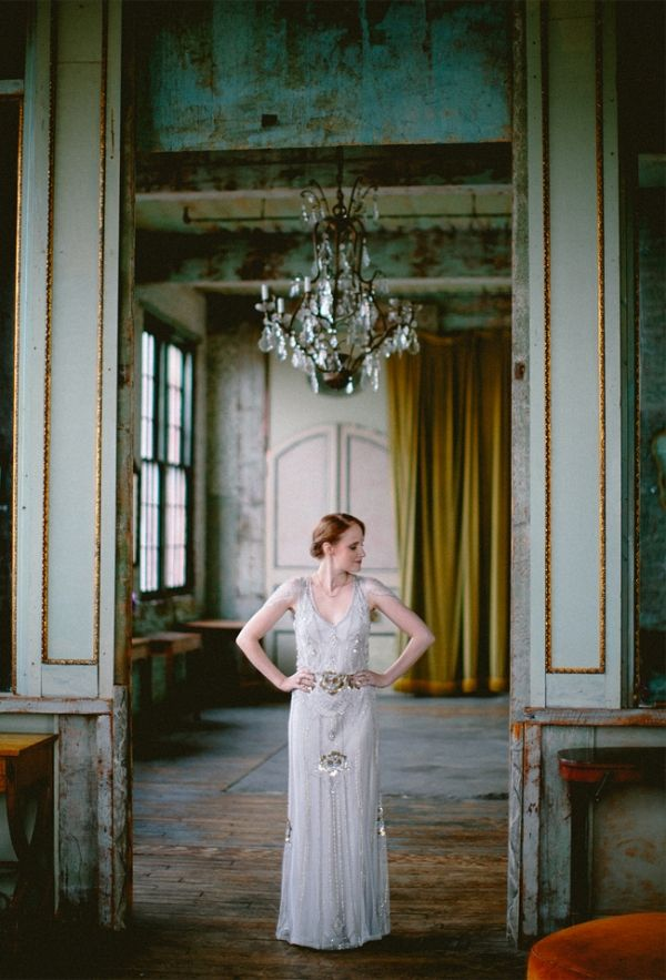 Top 5 vintage chic venues in new york city pretty little vintage chic wedding venues nyc photo by redfield photography junglespirit Gallery