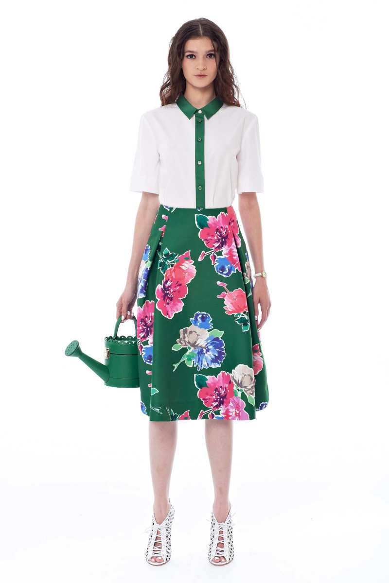 Fashion Favorites:  Kate Spade Spring 2015 RTW