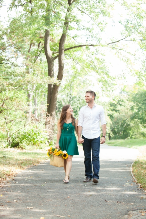 Preview:  September Engagement Shoot with Fiona Melder
