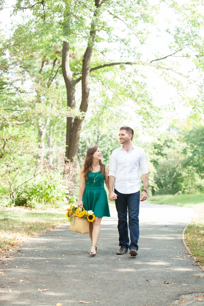 Fiona Melder Photography Central Park Engagement Styled by Mandy Forlenza Sticos