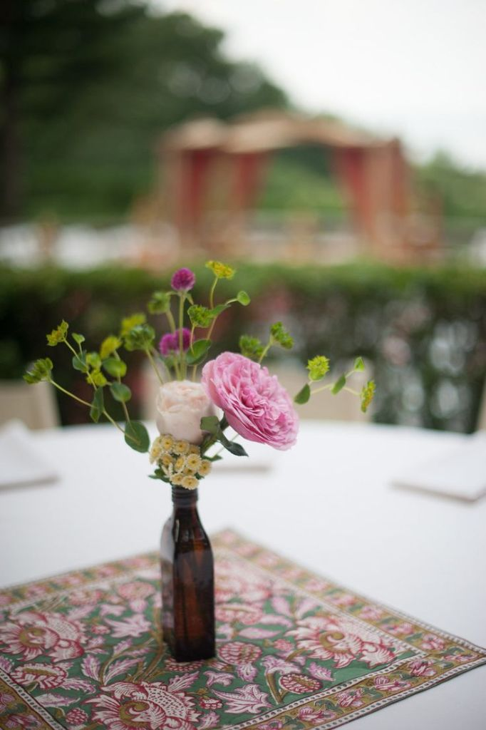 wedding centerpiece ideas vintage