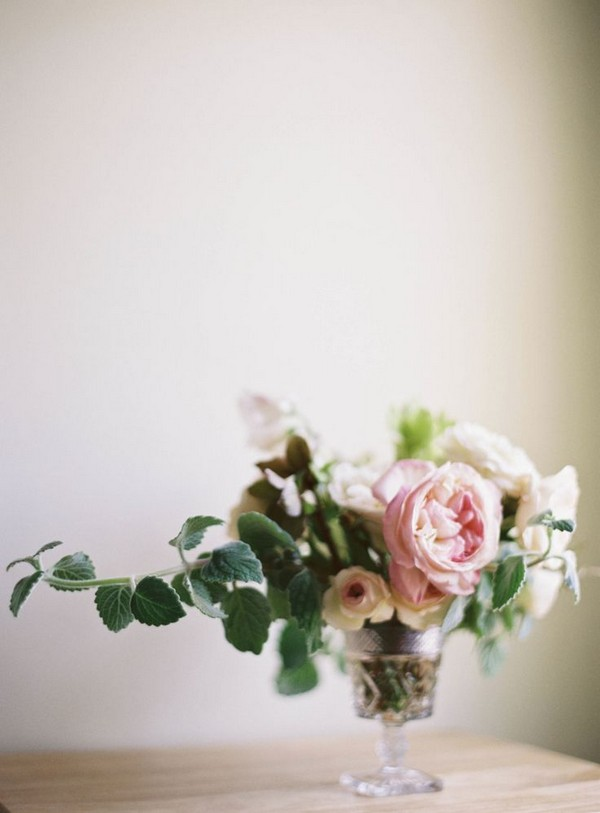 Jen Huang Photography  Vintage Centerpiece Ideas
