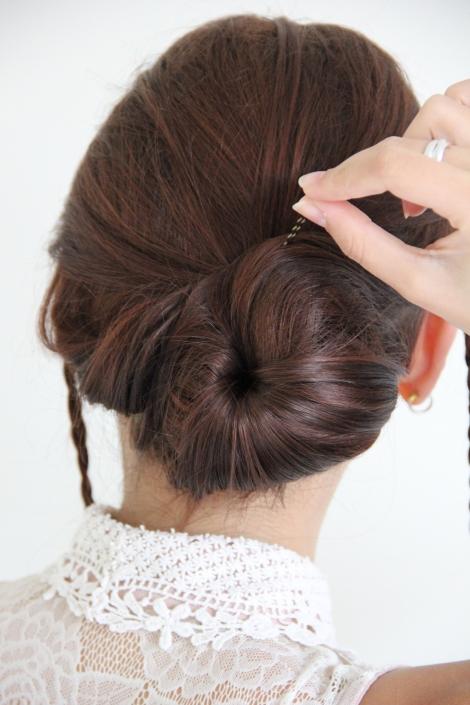 7 - DIY wedding hair tutorial