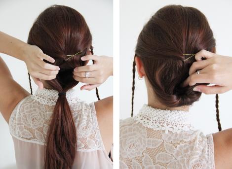 6 - DIY wedding hair tutorial