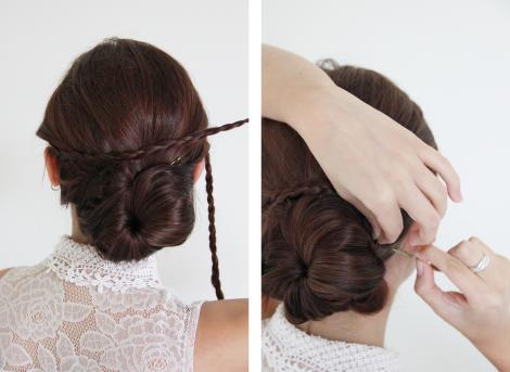 10 - DIY wedding hair tutorial