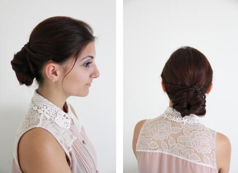 11 - DIY wedding hair tutorial