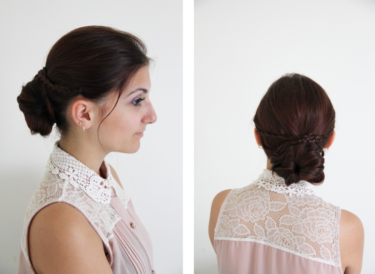 11 - DIY wedding hair tutorial
