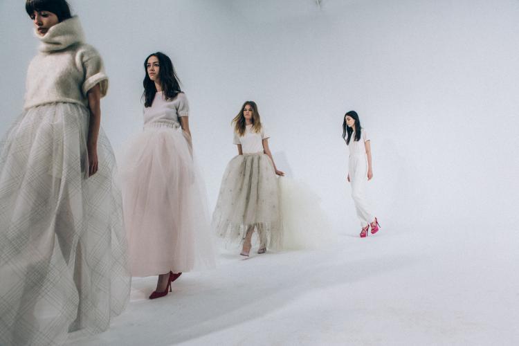 The Lane  / Houghton Bridal Fall 2015