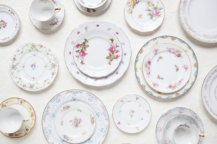 Vintage China Rentals New York City
