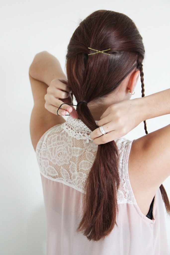 5 - DIY wedding hair tutorial