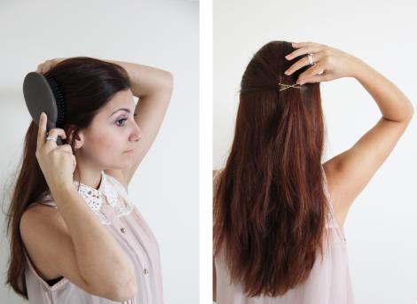 3 - DIY wedding hair tutorial