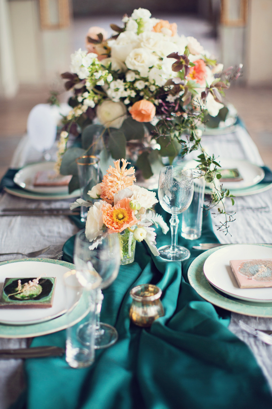 Table Top Tuesday 12 Pretty Little Inspiration From