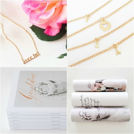 Little Vintage Rentals - Gift Guide for Bride To Be