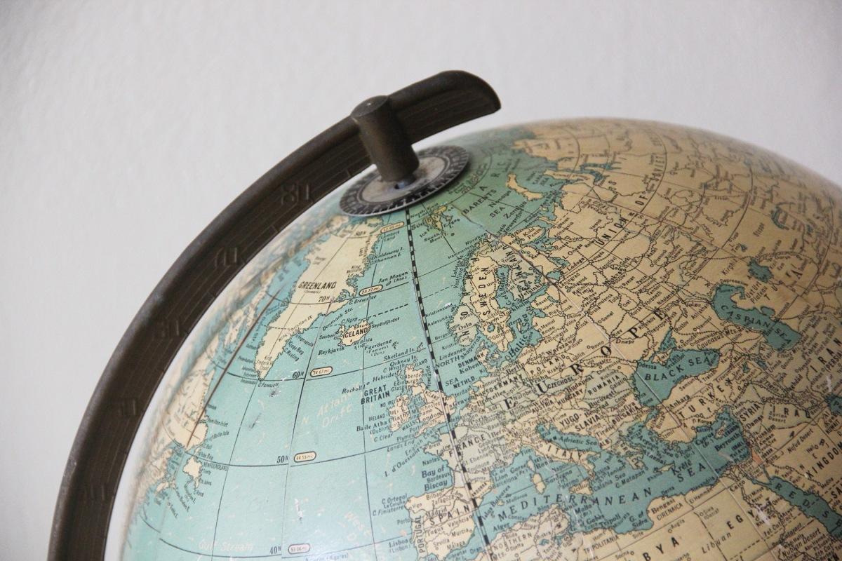 Vintage Rentals NYC:  Globes