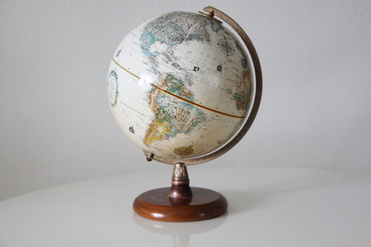 vintage globe rental new york city