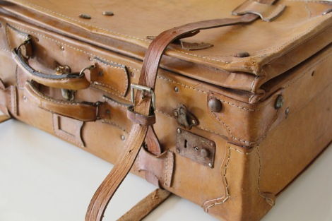 leather suitcase 2