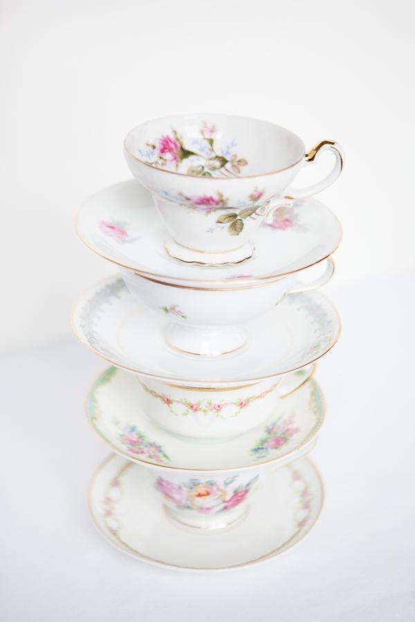Photo by Fiona Melder  Little Vintage Rentals Teacups NYC
