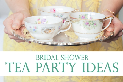 Bridal Shower Tea Party Ideas by Mandy Forlenza Sticos Little Vintage Rentals Photo by Fiona Melder