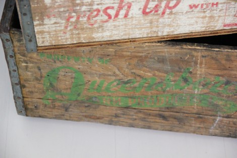 Rent Crates Wood Boxes NYC