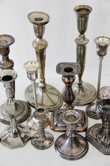 silver candle stick rentals nyc
